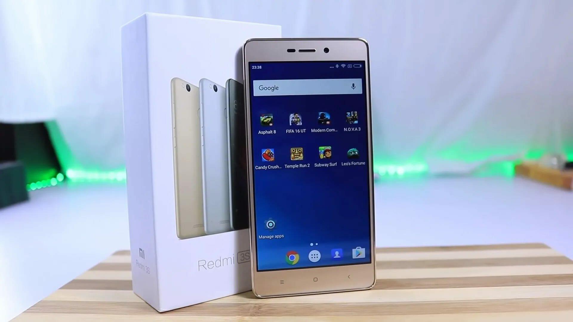 Android Phones Under 8000 Rupees Redmi 3s