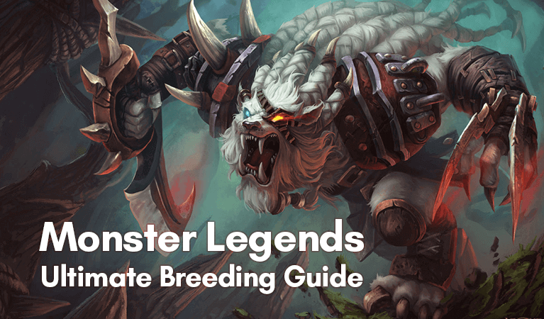 Ultimate breeding guide for Monster Legends game
