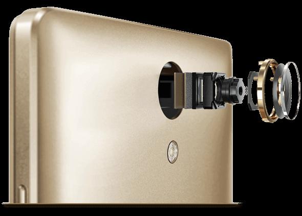 camera quality of lenovo smartphone phab 2