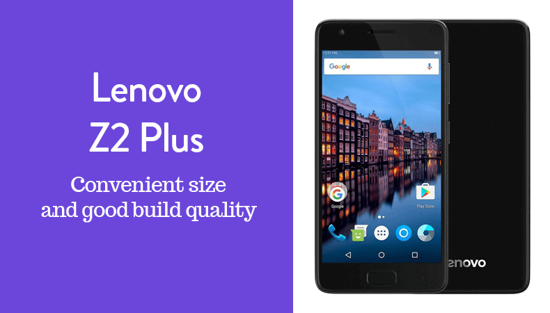 lenovo z2 plus android smartphone under 300 dollars