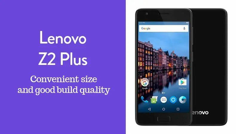 lenovo z2 plus android smartphone under 300 dollars