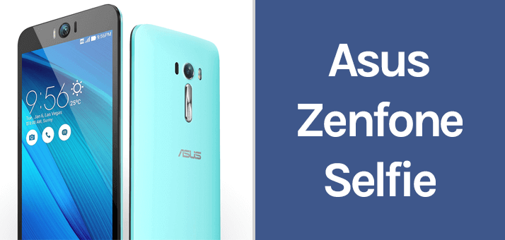 review of asus zenfone selfie android phone