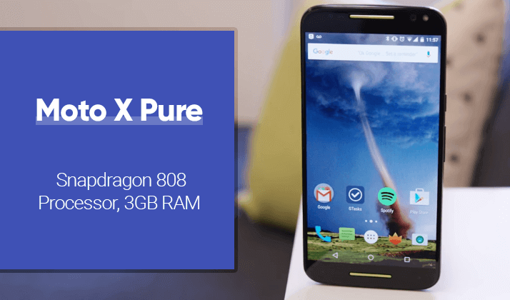 Moto X Pure Budget Android Phone Under 400