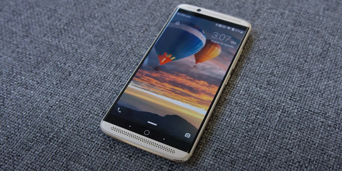 ZTE Axon 7 is winner of our list