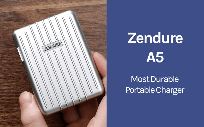 Zendure A5 portable charger