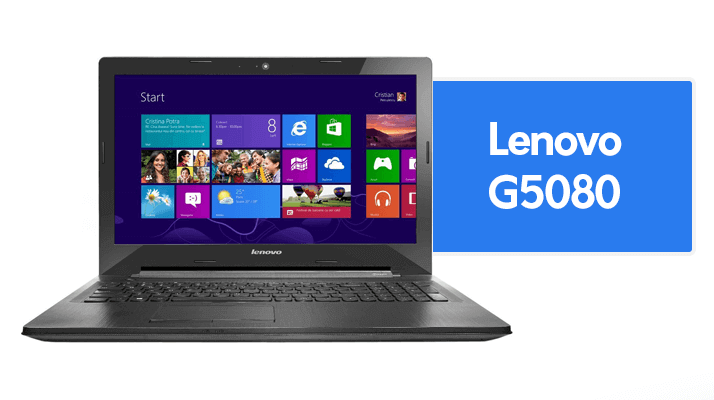 specification of lenovo g5080