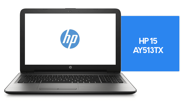 specifications of HP 15 inches AY513TX model