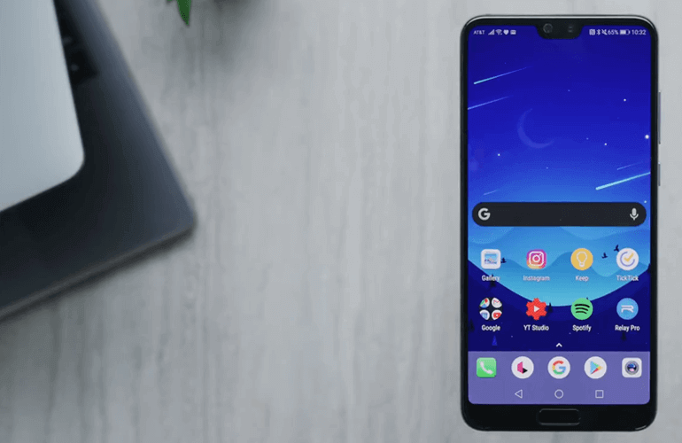 Huawei P20 Pro Android Smartphone Review