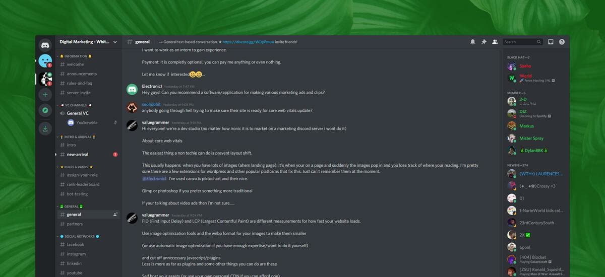 Fix discord not picking up mic issue