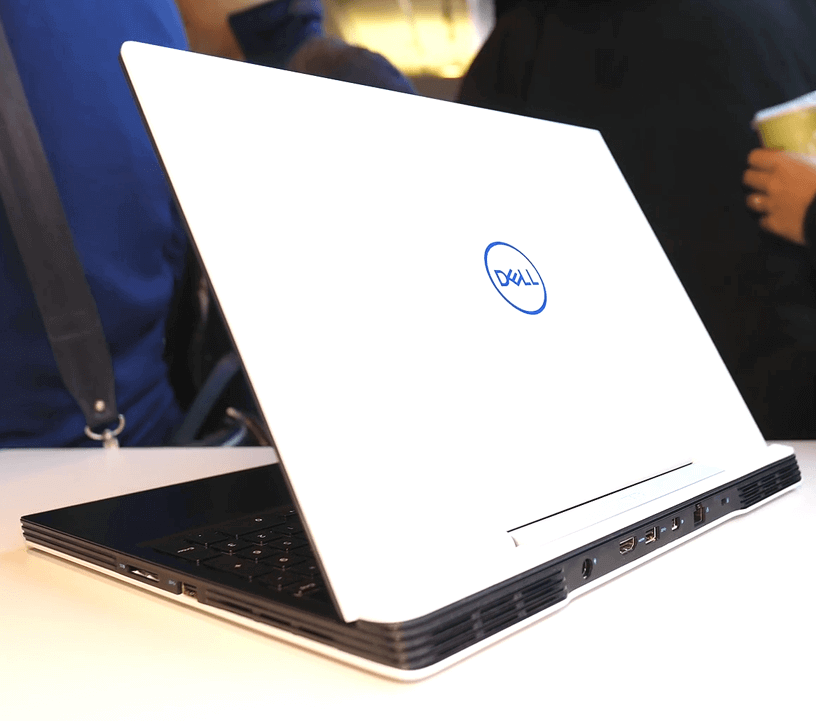 image of dell G7 from CES event
